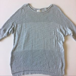 lou & grey • airy knit sweater